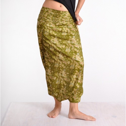 SILK GABI PANTS