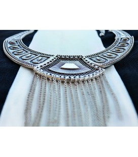 EGYPTIAN CHAINS NECKLACE