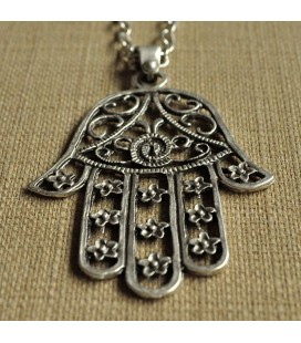 FATIMA HAND NECKLACE