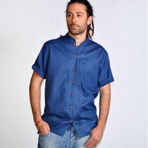 SHIRT LINO BLUE