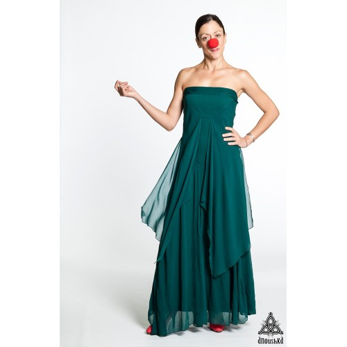 DRESS VOLADOR LONG