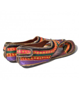 ETHNIC SANDALS  GOLDEN POINT
