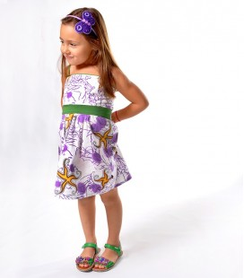 DRESS SIRENITA KIDS
