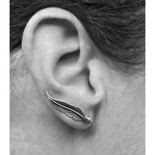 FEATHER EAR CLIMBERS