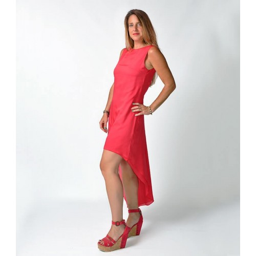 CORAL MOD RELOAD DRESS