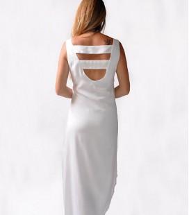 WHITE MOD RELOAD DRESS
