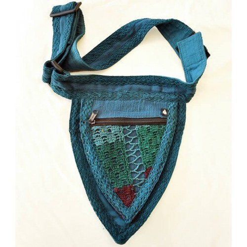 FESTIVAL FANNY PACK TEAL BLUE