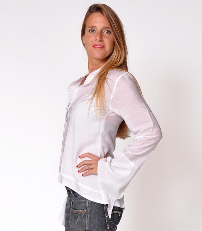 Camisa de seda online dating