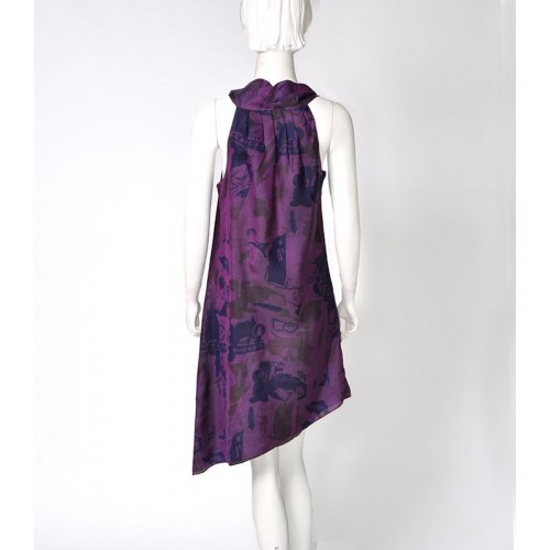 PIKUK PURE SILK DRESS