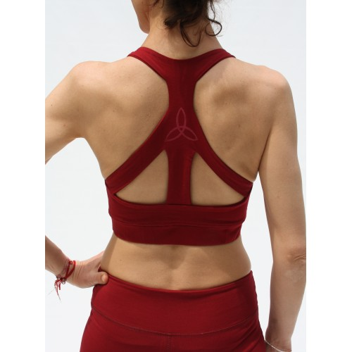 Womens Yoga Workout Bra.