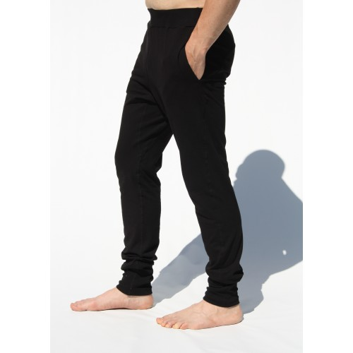 Mens Comfy Yoga Troussers for Workout and Fitness. Soft fabric. High Quality. Meditation Troussers. Stylish & Functional.