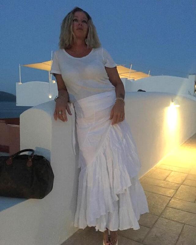 falda flamenco canastera