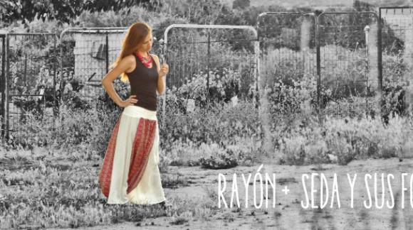 Rayón + Seda y sus Formas